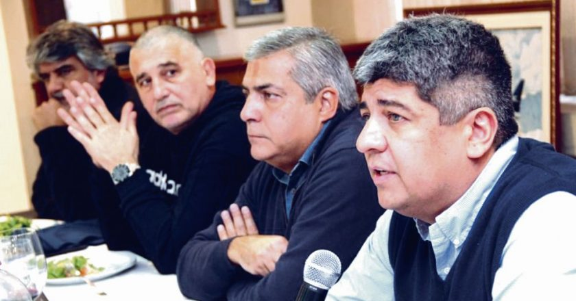 El Frente Sindical también salió a respaldar el proyecto oficial de elevar el piso de Ganancias