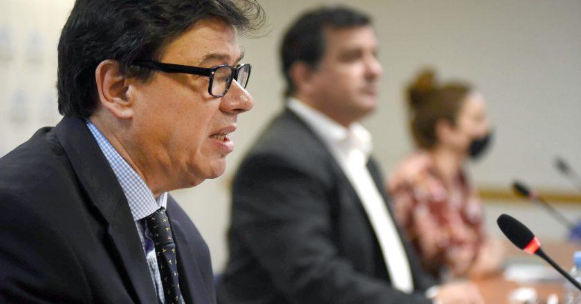 «Un gobierno peronista no le fija el techo a las paritarias. Esta es nuestra definición ideológica básica»