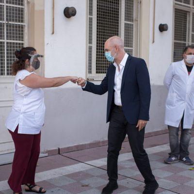 Ya contabilizan 434 contagios de covid-19 en la «presencialidad segura» de las escuelas porteñas