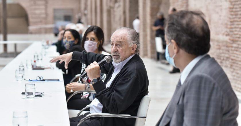 Hugo Yasky: «Lo ideal es que participen tanto los formadores de precios como los formadores de empleo», que son las PYMES