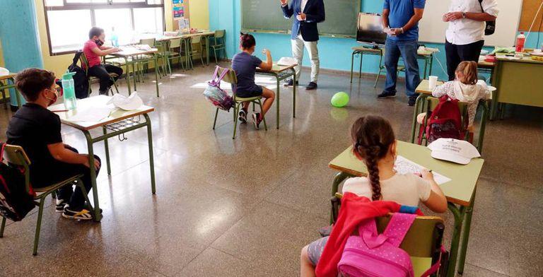 Los docente porteños cuentan más de 38 casos positivos de Covid en 2 días de clases presenciales
