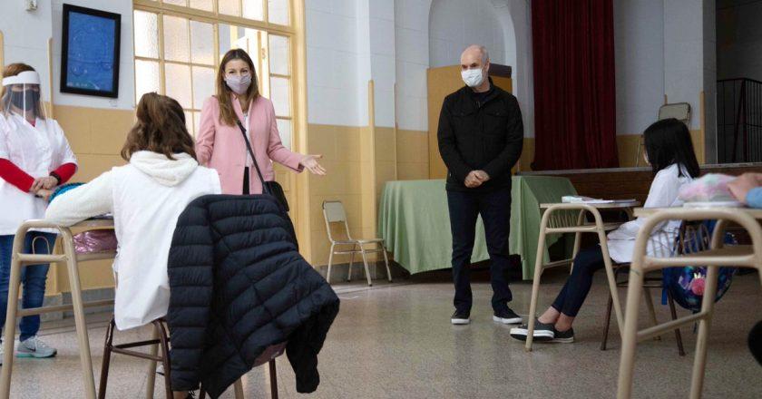 Municipales porteños denunciaron que el gobierno de la Ciudad sólo testeó al 10% de los trabajadores de las escuelas