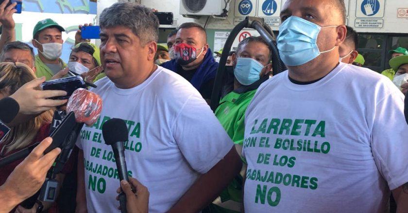 Ultimátum de Pablo Moyano a Larreta: «Que pague el bono y se deje de romper las pelotas con amenazas»