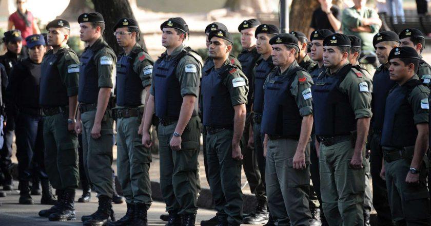 El Gobierno le otorgó un bono de 4 mil pesos a las Fuerzas Armadas y de Seguridad