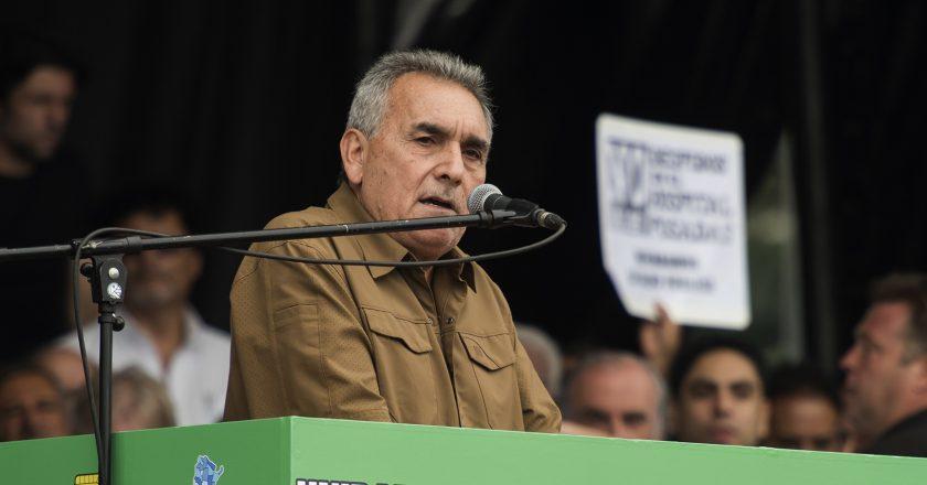 «Menem se convirtió en el hecho burgués que maldijo el país»