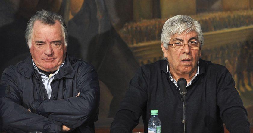 La interna de Independiente vuelve a encender la llama de la pelea entre Barrionuevo y Moyano