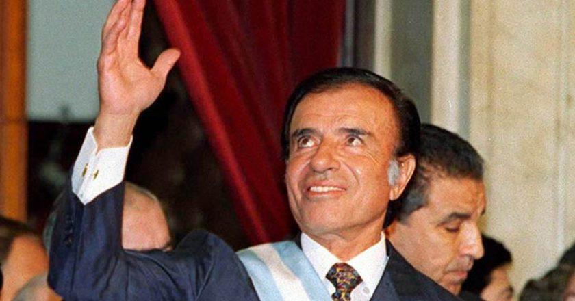 Cassia, un aliado de Menem en la privatización de YPF, expresó su pesar por la muerte de Menem