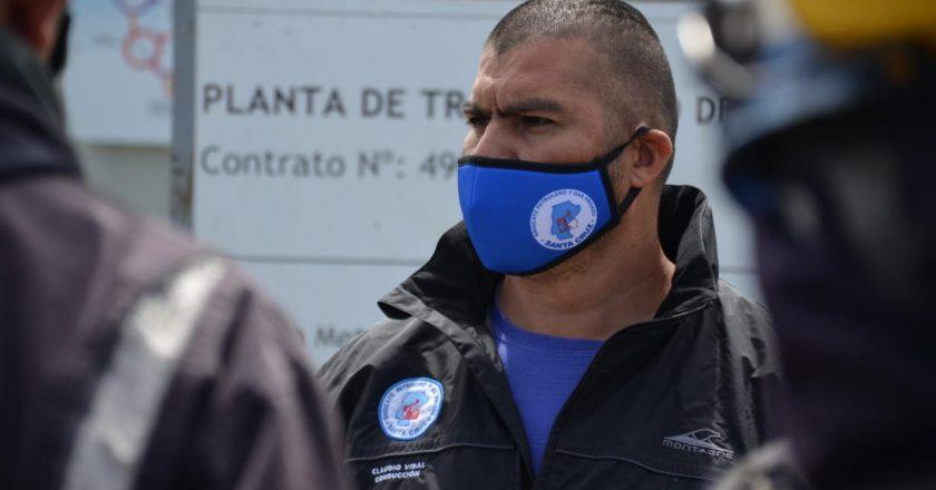 """Petroleros contra la empresa San Antonio: """"No cumplen con sus obligaciones hacia los trabajadores"""""""