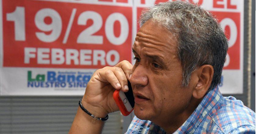 En la víspera de un nuevo 24 de marzo, Palazzo pidió «la derogación de la Ley de Entidades Financieras» de los represores