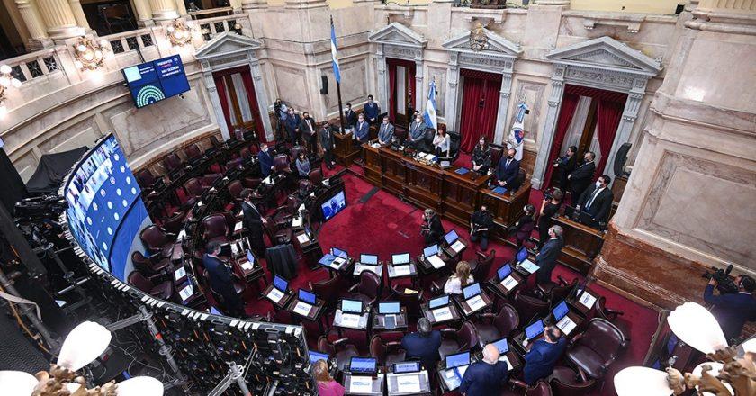 Con la exposición de Moroni, el Senado inicia hoy el tratamiento del proyecto de reforma de Ganancias