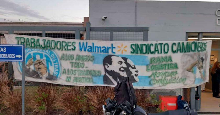 La Asociación de Supermercados se mete en la pelea entre Walmart y Moyano y acusa a Camioneros «desalentar a los empresarios dispuestos a realizar inversiones»