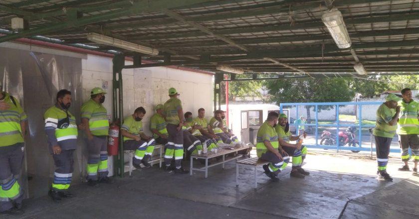 Otro mano a mano entre Moyano y Larreta: huelga de recolectores en el Sur de la Ciudad por la falta de pago de salarios a 160 camioneros