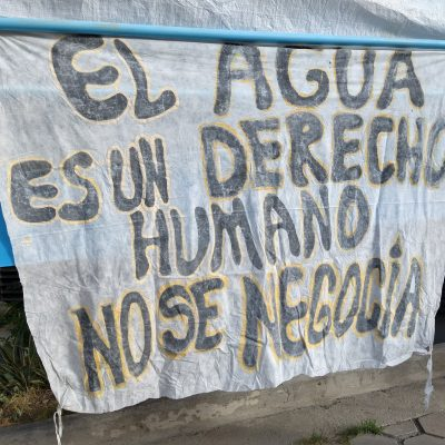 La CTA Autónoma movilizó contra la megaminería en Chubut y organiza un nuevo «paro ambiental»