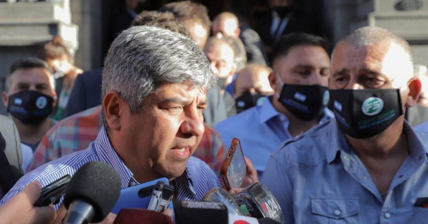 """Ante la llegada de la segunda ola, Moyano insiste en que los camioneros y los recolectores de residuos sean """"prioridad"""" en la vacunación"""
