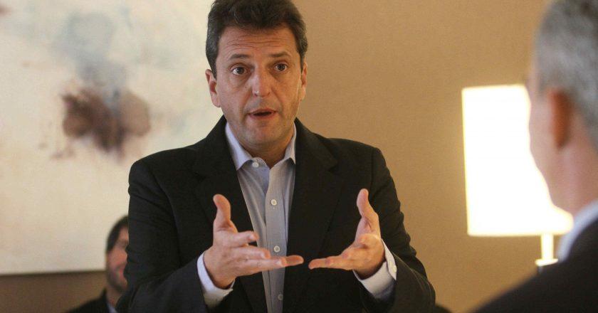 En la previa del tratamiento de la reforma de Ganancias, el Frente Sindical se reunirá nuevamente con Sergio Massa