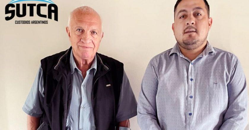 El que faltaba: gremio de Custodios fue a revivir políticamente a Aldo Rico para hablar de «Seguridad Ciudadana»