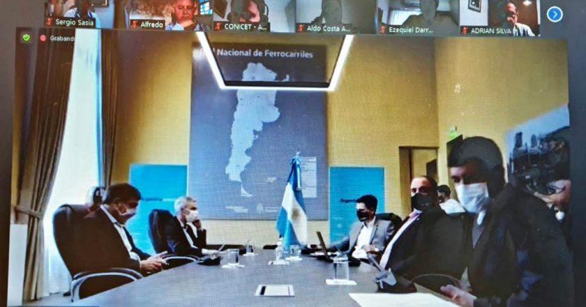 Entusiasmo en Ferroviarios por la puesta en marcha de un Consejo de Desarrollo e Innovación en la actividad