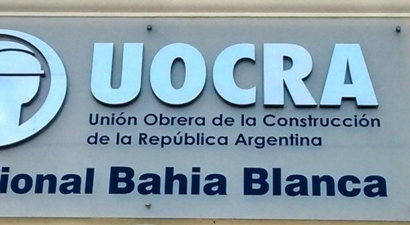 Condenaron a cinco dirigentes de la Uocra Bahía Blanca a penas de entre 5 y 7 años de prisión por asociación ilícita y extorsión