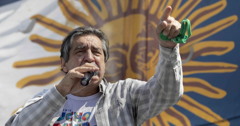 """Godoy cuestionó las negociaciones con el FMI y disparó: """"Hay una clara falta de respuesta del Gobierno ante los graves índices de pobreza e indigencia"""""""