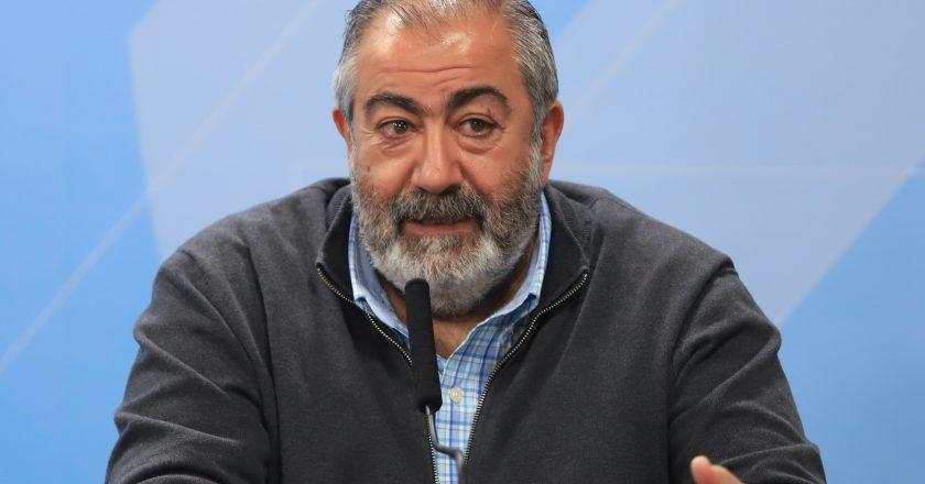Daer calificó de equilibradas las medidas sanitarias anunciadas por Alberto y aseguró que la CGT le pedirá apoyo para quienes vean afectado su trabajo
