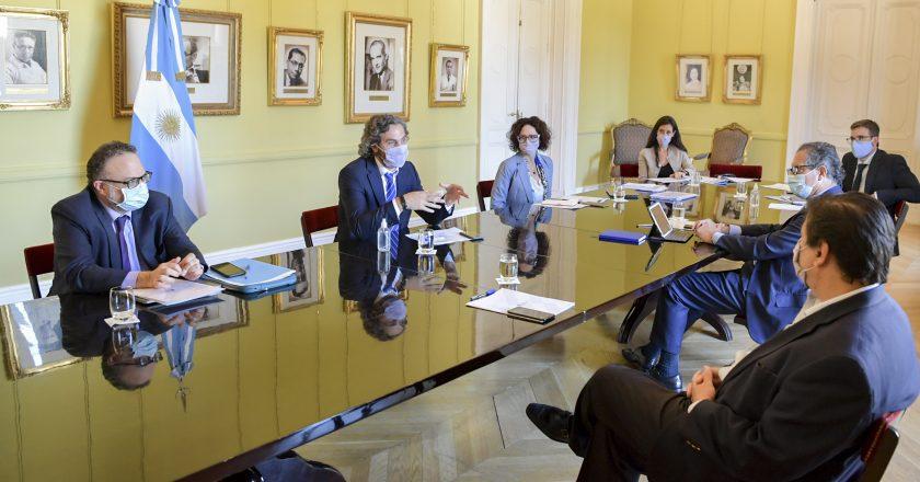 Moroni no descartó una extensión de la prohibición de despidos y aseguró que el Gobierno va a «proteger los contratos de trabajo» y «asistir a las empresas»