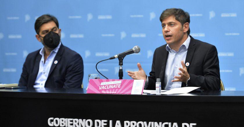 Kicillof anunció la ampliación del presupuesto para el programa que ayuda a pagar salarios en pandemia