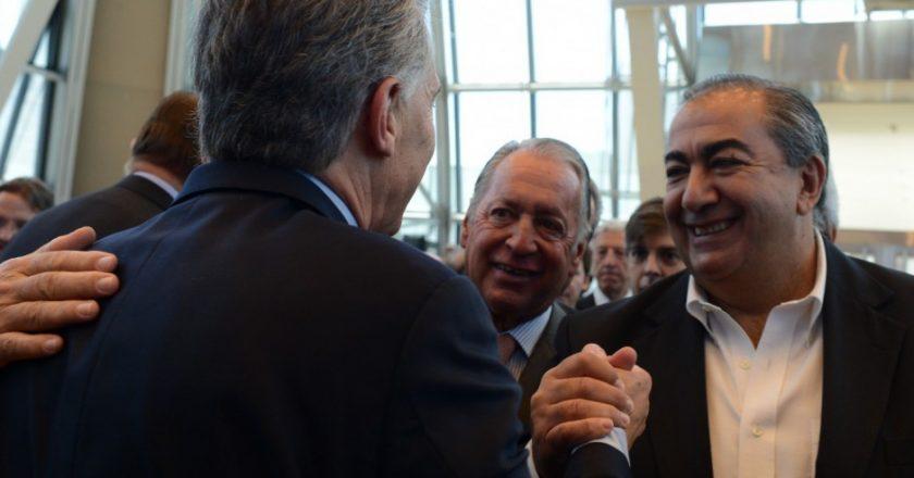 Revelan que también Héctor Daer tuvo una reunión secreta con Macri en Olivos cuando se cocinaba la Reforma Laboral