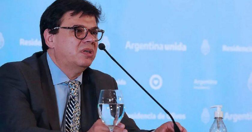 Moroni sobre el IFE y el ATP: «No hay nada descartado pero la idea es utilizar las herramientas adecuadas para la situación actual»