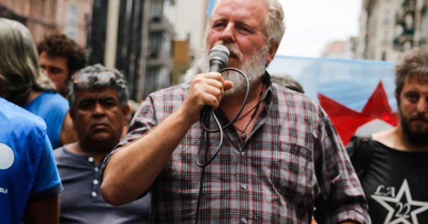 «No queremos institucionalizar la precariedad, le encontramos la vuelta y le mejoramos las condiciones de vida de cientos de miles de trabajadores»