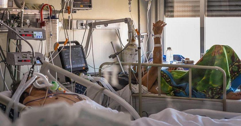Trabajadores de hospitales porteños ya hablan de un «colapso sanitario» en la Ciudad