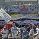 Inédito: condenan a gremialistas a pagar $ 15.5 millones a un casino por una protesta de 18 días que «excedió el ejercicio de la libertad sindical»