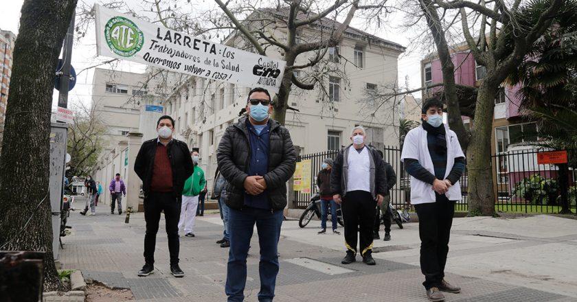 #GRAVE «Ya no tenemos camas en ninguno de los hospitales de la ciudad»