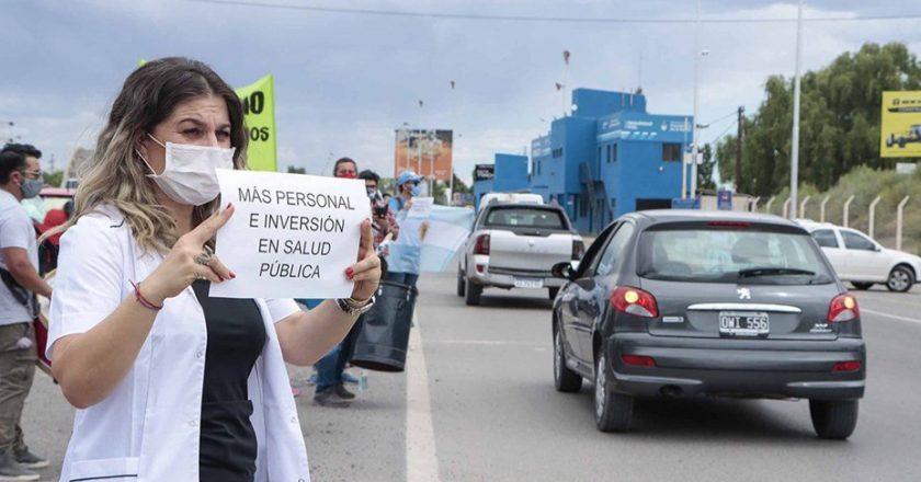 Trabajadores autoconvocados exigen la devolución de los días de paro y todavía no se cierra el conflicto en Neuquén
