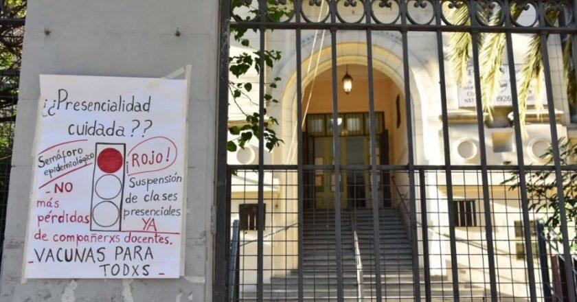 Siguen las huelgas docentes en la ciudad de Buenos Aires y hoy se le suma una jornada de protesta de las CTA y la CTEP