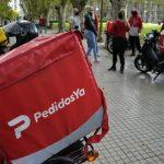 #EXCLUSIVO La justicia ordenó que Pedidos Ya reinstale en su puesto de trabajo a un repartidor al que despidió en pandemia y le pague los salarios caídos