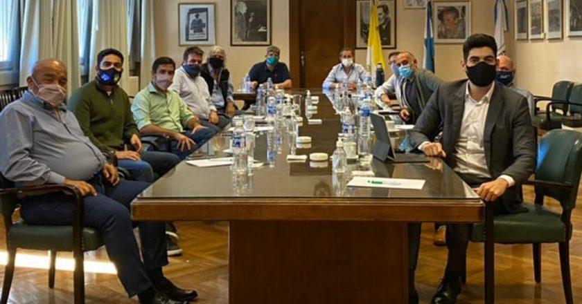 Otra cumbre entre Moyano y Sasia con el transporte en la agenda y la CGT en el horizonte