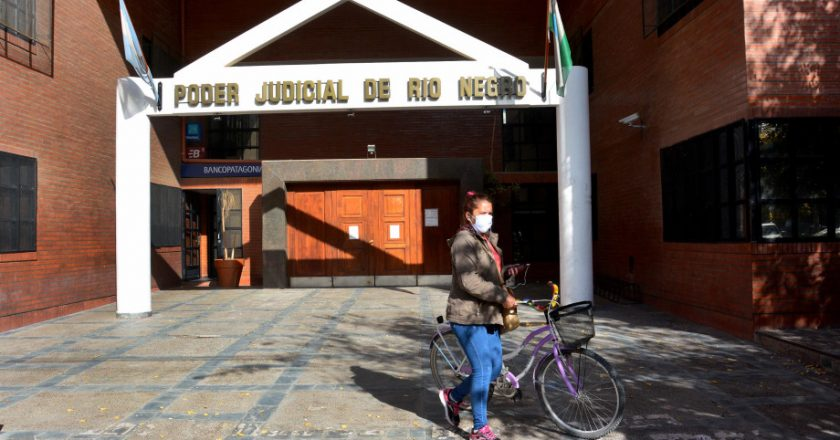 #InclusiónLaboral El personal de la justicia rionegrina será cubierto en un 4% por personas con discapacidad
