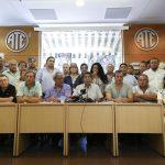 La CTA Autónoma mantiene una relación oscilante con el Gobierno pero reconoció que   buscará que el oficialismo «gane las elecciones» este año