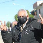 «Pata» Medina quiso ingresar al acto de Fernández en Ensenada pero lo rebotaron en la puerta