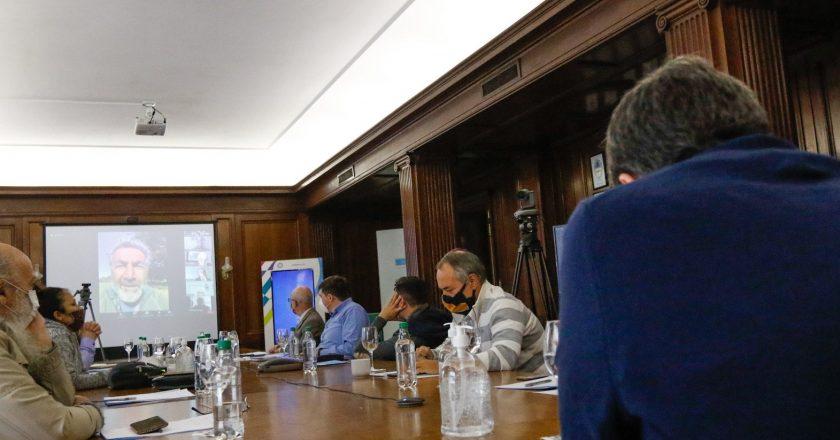 El Gobierno reunió a las organizaciones sociales: «No vinimos a aguantar, vinimos a transformar»