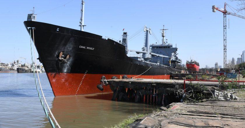 Los obreros marítimos iniciaron otro paro de 48 horas y los puertos de todo el país están parados