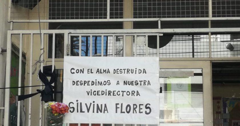 Duro discurso en la despedida de la vicedirectora de escuela de CABA que falleció por Covid