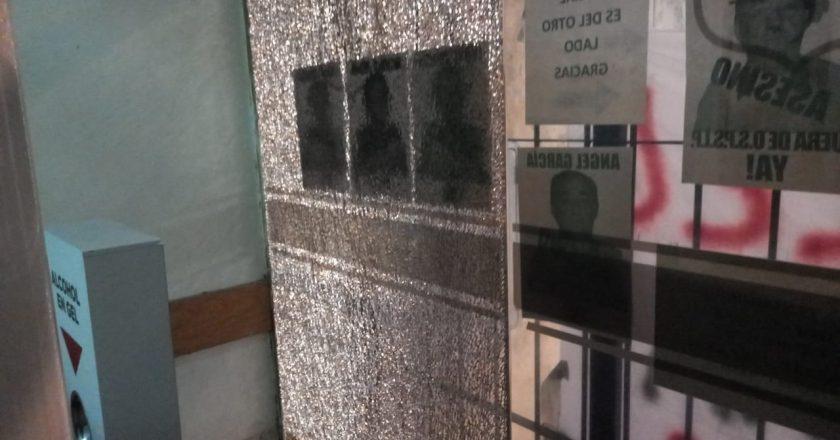 Atacaron la sede de UPSRA y los dirigentes irán a la Justicia