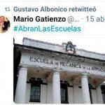 Gremio docente repudia el nombramiento de un director de escuela que en sus redes se muestra misógino y a favor de la dictadura