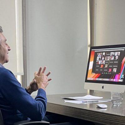 Randazzo cosechó el repudio de la CGT: «El desafío de poner a la Argentina de pie es para dirigentes comprometidos con los más necesitados, no para librepensadores de conferencias virtuales»