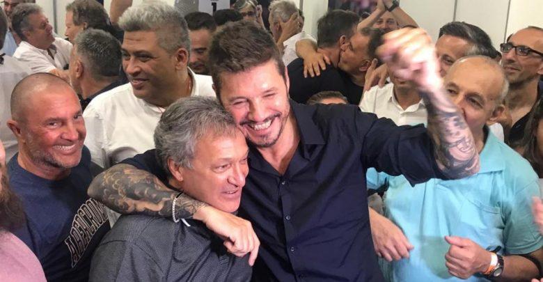 Tinelli da un paso al costado y «Chavo» Arreceygor, el líder del Sindicato de Televisión, conducirá los destinos de San Lorenzo