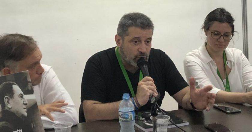 Santa María conquista espacios de poder y fue elegido presidente del Congreso del PJ porteño