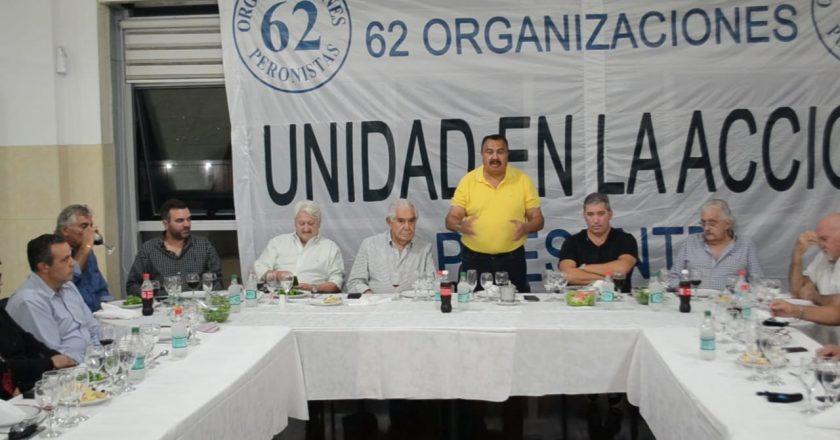 Sorpresa en las 62 Organizaciones por la candidatura de Gerardo Martínez: «El próximo secretario General tiene que surgir por consenso»