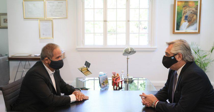 Palazzo le pidió a Alberto que se plante ante los formadores de precios: «El sector empresario va a entender cuando se los sancione fuertemente»