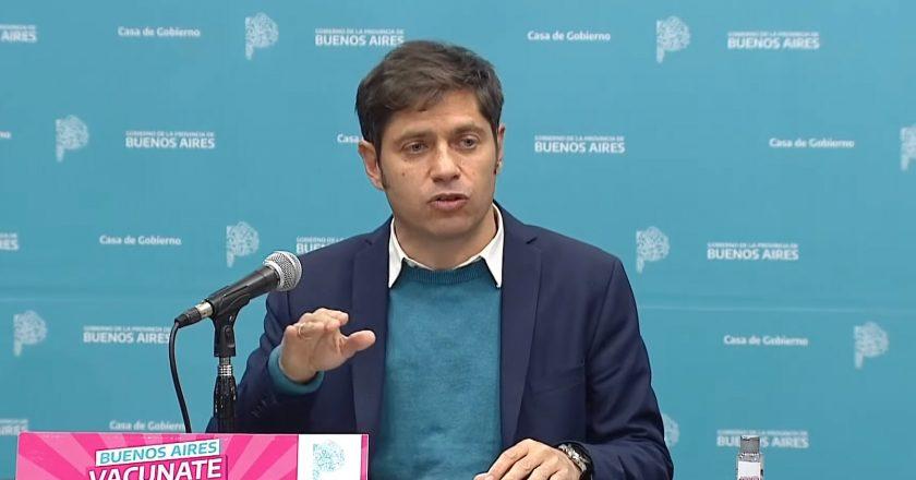 Kicillof pone en marcha una moratoria para pymes con deudas por infracciones laborales